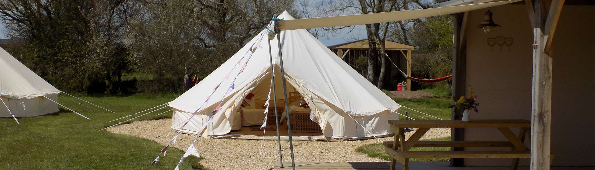 belltent & Bell Tents | The Old Summer Dairy