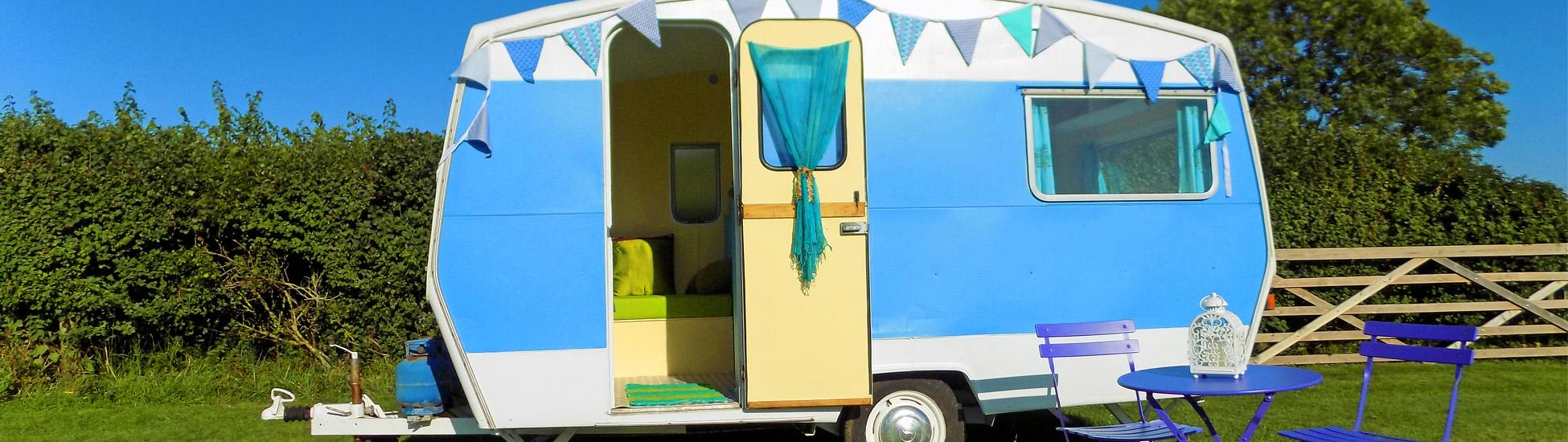 new caravan